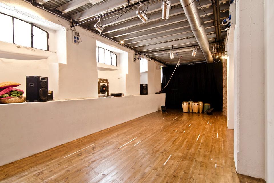 Elf Associazione Culturale - Lo spazio: Sala danza